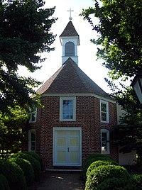 St Francis Xavier Church Jul 09.JPG