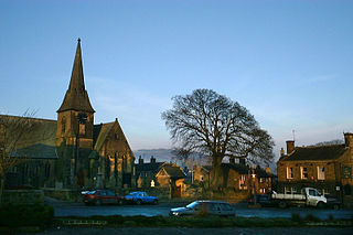 Cullingworth Village and civil parish in West Yorkshire, England