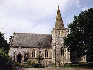 Rownhams - St John the Evangelist, Rownhams