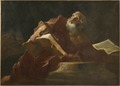 St Marc the Evangelist (Pierre-Louis Cretey) - Nationalmuseum - 17193.tif