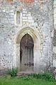 St Mary Magdalene, Caldecote, Herts - Doorway - geograph.org.uk - 358911.jpg