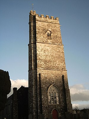 Marwood, Devon - St Michael and All Angels Church, Marwood