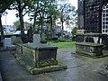 St Peter's Church, Sowerby, Graveyard - geograph.org.uk - 1057267.jpg