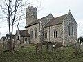 St Peter's Church, Swainsthorpe - geograph.org.uk - 114271.jpg