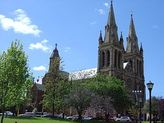 St Peter's Cathedral, Adelaide - Image: St Peters Cathedral