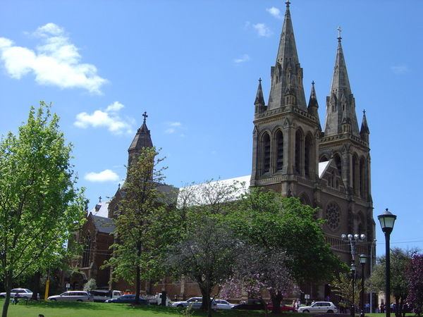 St Peter's Cathedral, Adelaide - Wikiwand