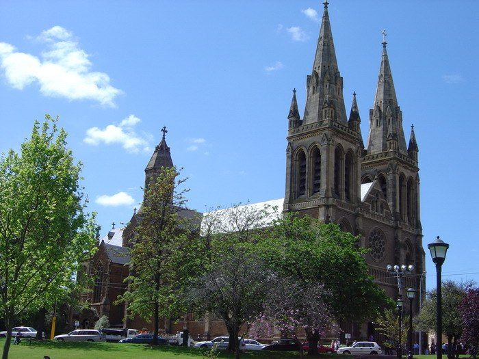St Peters Cathedral
