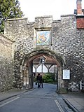 St Swithun's Gate - geograph.org.uk - 1162914.jpg