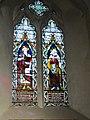 Stained glass window in N wall of Barham church - geograph.org.uk - 1133313.jpg