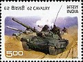 Stamp of India - 2006 - Colnect 158967 - 62 Cavalry.jpeg