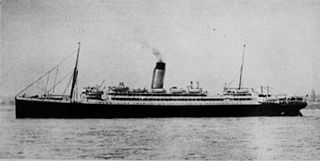 SS <i>Laurentic</i> (1908) British ocean liner