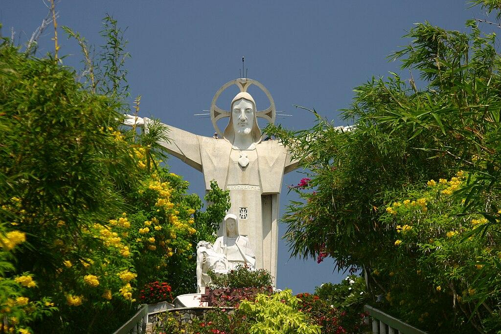 Tượng Chúa Ki Tô ở Vũng Tàu
