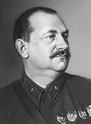 Vladimir Stavsky - Image: Stavskiy