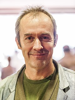 Stephen Dillane British actor