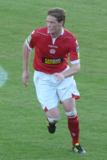 Stephen Paisley Irish footballer