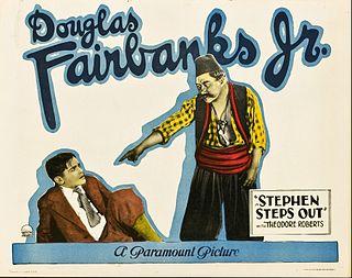 <i>Stephen Steps Out</i> 1923 film by Joseph Henabery