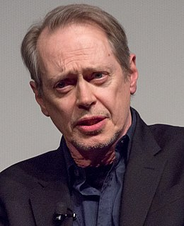 Steve Buscemi American actor, director, writer and producer