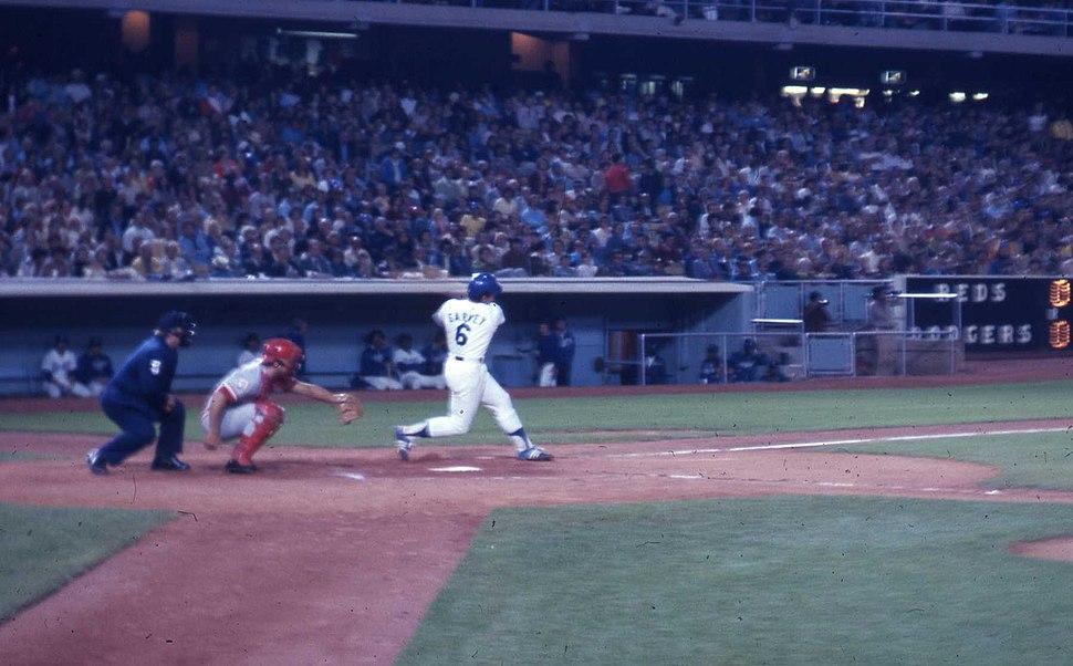 Steve garvey hits