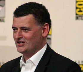 Photo de Steven Moffat