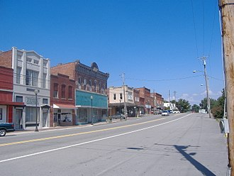 Stevenson, Alabama - Historic District