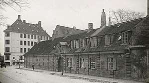 Copenhagen Stocks House - Øster Voldgade with the Stocks House