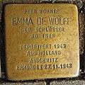 Stolperstein Ahaus Wallstraße 3 Emma de Wolff.jpg