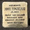 Stolperstein Bayerische Str 9 (Wilmd) Hans Tradelius.jpg