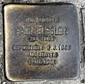 Stolperstein Berliner Str 42 (Wilmd) Paul Eissler.jpg