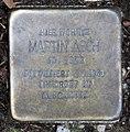 Stolperstein Motzstr 27 (Schön) Martin Asch.jpg