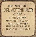 Stolperstein für Karl Weitenthaler (Salzburg).jpg