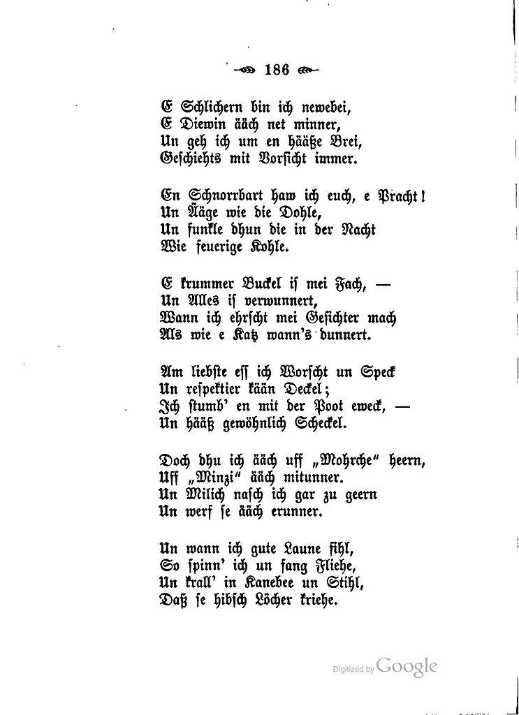 Filestoltze Gedichte In Frankfurter Mundart 2 186jpg
