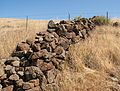 Stone wall In a San Jose park.jpg