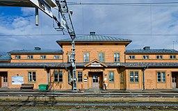Storleens jernbanestation