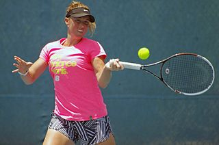 Storm Sanders Australian tennis player