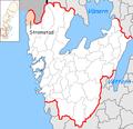 Strömstad Municipality in Västra Götaland County.png