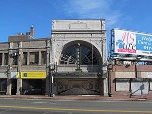 Strand Theatre (Dorchester, Massachusetts) - Strand Theatre, Uphams Corner