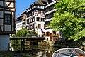 Strasbourg - 'La Petite-France' - Quai des Moulins - View West.jpg