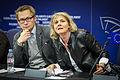 Strasbourg Parlement européen liberté journalistes otages en Syrie 5 février 2014 12.jpg