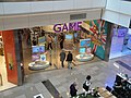 Stratford City Westfield Shopping Centre Game branch.JPG