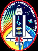 Missionsemblem STS-85