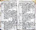 Subačiaus RKB 1827-1830 krikšto metrikų knyga 021.jpg