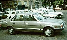 Subaru Leone — Wikipédia