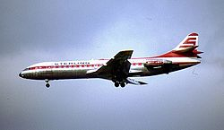 Sud SE-210 Caravelle 10B3 Super B, Sterling Airways AN0062318.jpg