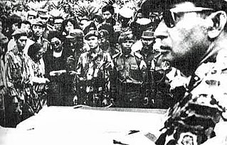 Transition to the New Order Period of Indonesian history
