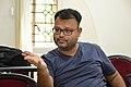 Sumit Surai Talks - West Bengal Wikimedians Strategy Meetup - Kolkata 2017-08-06 1687.JPG
