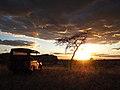 Sunset @ Chyulu Hills (20612232333).jpg