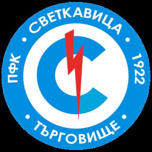 PFC Svetkavitsa Targovishte - Image: Svetkavitza