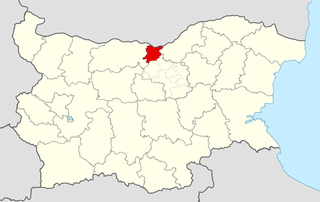 Svishtov Municipality Within Bulgaria.png
