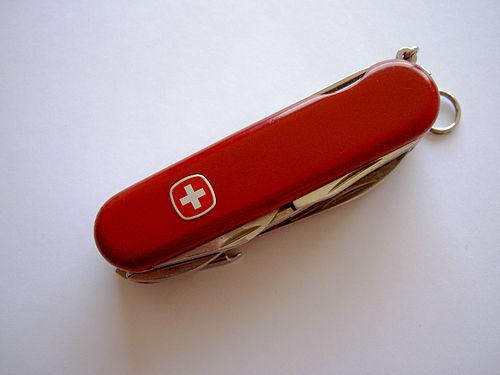 ножи wenger с дизайном разработанным компанией porsche.