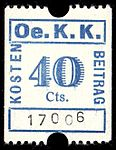 Switzerland Basel 1938 public health insurance revenue 40c - 4B.jpg